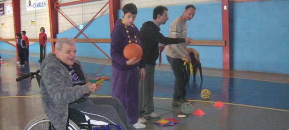 sport adapté à l'handicap